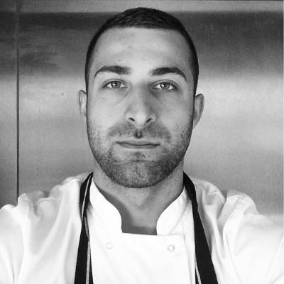 Chef Dariusz Michalek