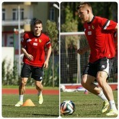 #work #turkey #camp #jagiellonia #bialystok #footb