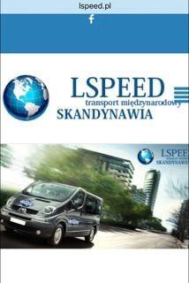lspeed PRZEWÓZ OSÓB I PACZEK 604480503 +4746594622