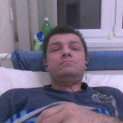 Moj mąż w szpitalu