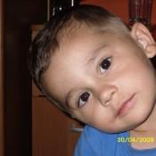 mój syn Olivierek