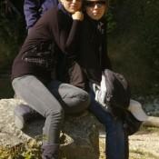 Z siostrą ;)
