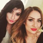 #oslove#brunet#blondi#red#lips #friends#happytime#