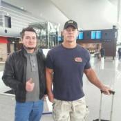 John Cena i ja :)