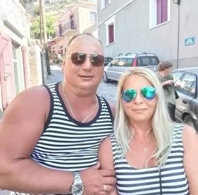 Monika i Norbert Sikorscy