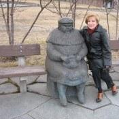 w parku w NARVIK - ....przy.... tesciowej -:)-:)