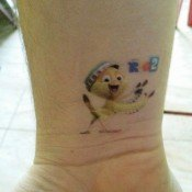 Nev tatoo