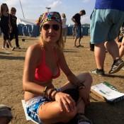 jestę brudasę na Przystanek Woodstock - Woodstock